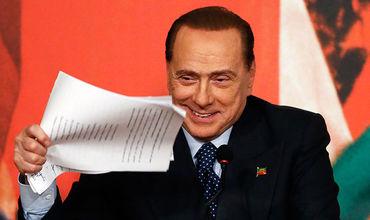 Берлускони поддержал Катрин Денев в вопросе домогательств.
