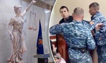 Прокуроры требуют продлить арест Павла Григорчука.