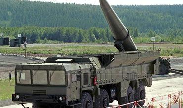 Rusia ar putea suplimenta sistemele de rachete Iskander în Kaliningrad. Foto: AFP