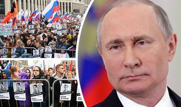 Кремль рассказал о реакции Путина на митинги в Москве.