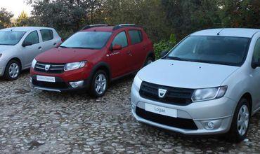 Renault Logan, Sandero и Sandero Stepway получили новый 113-сильный двигатель.