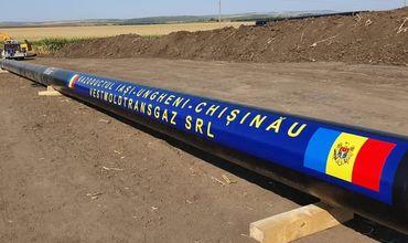 Испанская компания заинтересована в строительстве газопровода Унгены – Кишинев