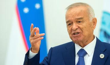 Каримов занимает пост президента республики бессменно с 1991 года.