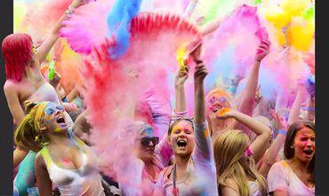 Поступили в продажу билеты на Фестиваль Красок Darwin 2015!