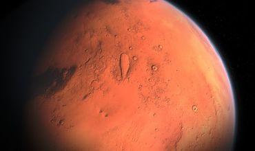 Descoperirea NASA la mică adâncime în scoarța planetei Marte. Foto: antena3.ro