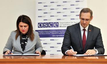 Лесник и Игнатьев подписали протокол о ветеринарном контроле