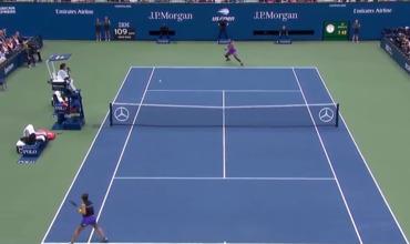 Андрееску не оставила шансов Серене Уильямс в финале US Open.