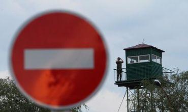 Двое граждан Молдовы попытались нелегально пересечь границу.