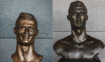 Фанаты попросили вернуть уродливый бюст Роналду в аэропорт Мадейры