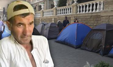 """Протестующий пожаловался, что не получил обещанные деньги за свою """"работу"""""""