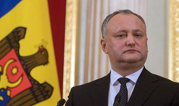 Додон: Молдова станет президентской республикой