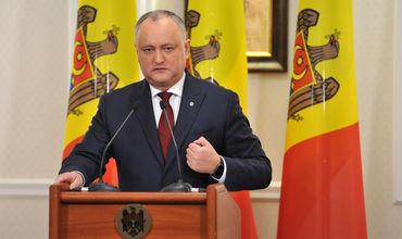 Президент Игорь Додон считает, что за два года он сделал больше, чем все остальные президенты за четырехлетний мандат.