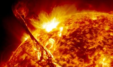 С начала текущего года на планете произошли уже четыре такие магнитные бури.