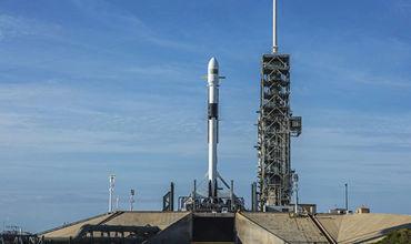Тест проходил на стартовой площадке космодрома на мысе Канаверал.
