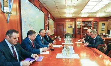 Стало известно, какие темы обсуждали Додон и Козак на встрече в Москве