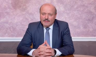 Кандидат от избирательного округа №51 Валериу Гилецки.