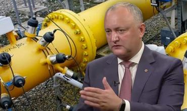 Додон: С 1 января 2020 года Молдова может столкнуться с проблемой доставки газа
