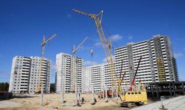 Объем выполненных подрядных работ вырос на 15,2%, составив 1 млрд 364,1 млн леев.