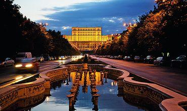 В Бухаресте открылась для посетителей резиденция семьи бывшего диктатора Румынии Николае Чаушеску. Фото: forbes.ru/