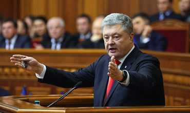 Порошенко пообещал военным увеличение зарплаты.
