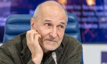 Певец, актер и радиоведущий Петр Мамонов.