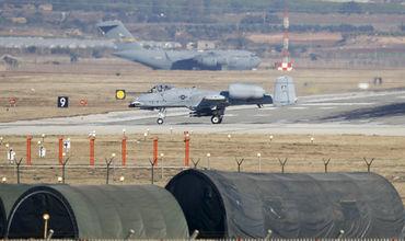На турецкой авиабазе Инджирлик размещены около 50 единиц тактического ядерного оружия США.