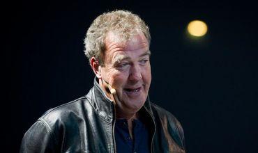 Кларксон — известный телеведущий передач Top Gear.