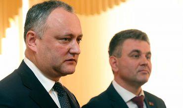 Касательно слов «Москва не сдаст Приднестровье» Додон заявил: «Москва всегда признает, что Приднестровье является частью Республики Молдова».