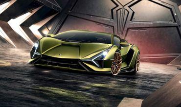 Lamborghini рассекретила свой первый в истории гибридный спорткар