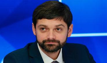 ДепутатГосдумыот КрымаАндрей Козенко.
