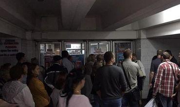 На станциях в метро Киева появятся камеры для распознавания лиц.