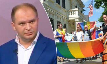 Кандидат в генпримары от ПСРМ Ион Чебан выступил против проведения марша геев и лесбиянок к столице.
