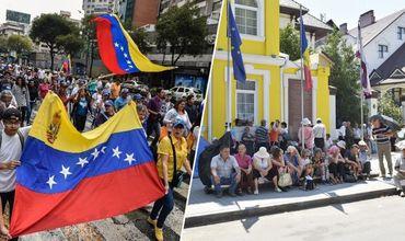 В Госдуме сравнили происходящее в Молдове с ситуацией в Венесуэле.