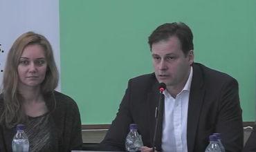 Депутат молдавского парламента Кирилл Лучинский.