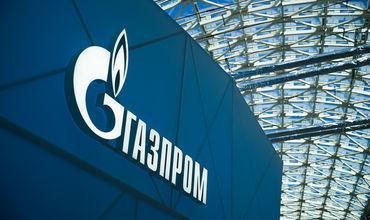 Выручка «Газпрома» от продажи газа компании «Молдовагаз» в I квартале 2019 года составила  $164 миллиона.