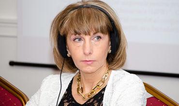 Координатор-резидент Организации Объединённых Наций в Кишинёве Дафина Герчева.