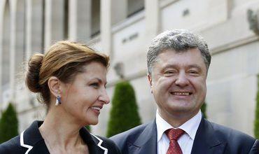 Жена Порошенко будет вести телезарядку