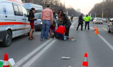 С начала года в Молдове в ДТП погибли 24 пешехода