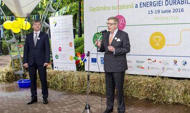 Стартовала Европейская неделя устойчивой энергетики