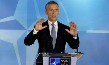 Генсек НАТО Йенс Столтенберг. Фото: ap.org