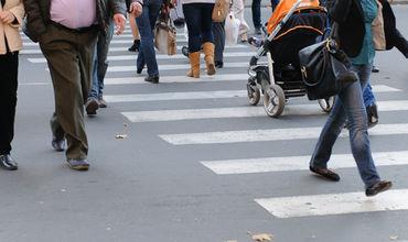 Работы по нанесению дорожной разметки на улицах столицы начинаются в четверг, 16 мая.
