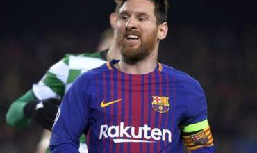 Football Leaks: Messi, plătit cu peste 100 de milioane de euro brut pe an