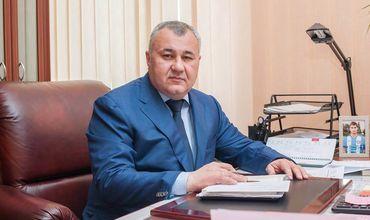 Николай Григоришин, примар Бельц.