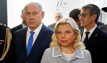 Отмечается, что жене премьера Израиля грозит восемь лет тюрьмы.