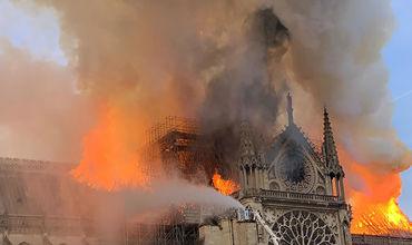 Собору Парижской Богоматери предсказали полное разрушение.