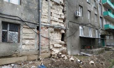 На Ботанике разваливается здание общежития: люди под угрозой. Фото: bloknot-moldova.md
