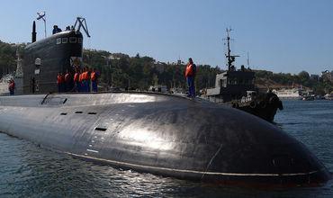 СМИ: российские подлодки помешали британской субмарине выпустить ракеты по Сирии. Фото: tass.ru