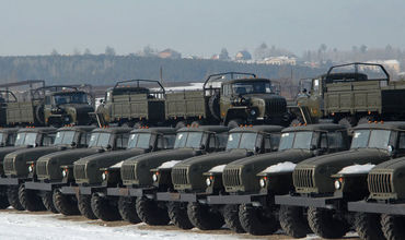 Армия России готовит масштабную распродажу.