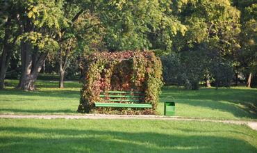 Кишиневский парк оформили по примеру версальских садов