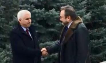 Глава Дубоссарского района встретился с Сергеем Губаревым